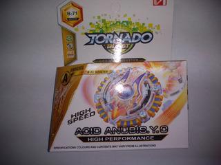 Tornado Burst Simil Beyblade Varios Modelos Bunny Toys
