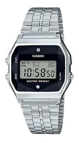Reloj Casio Vintage Diamante A159wad-1