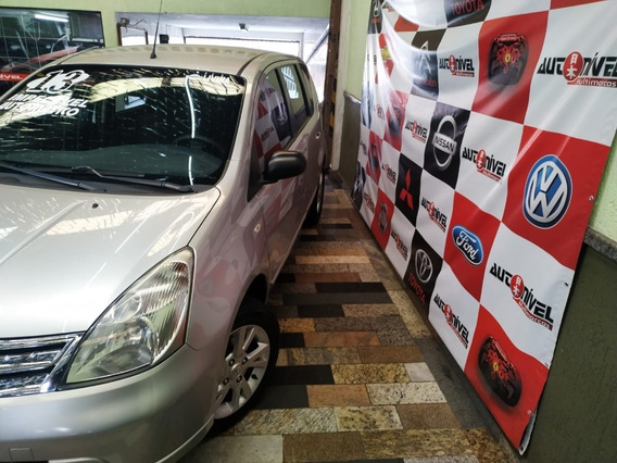 Nissan Livina 1.8 S - Único Dono - 2013