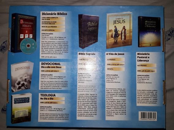Kit Gospel De Altíssima Qualidade, Uma Biblioteca Em Casa.