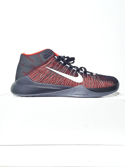Tênis De Basquete Nike Zoom Ascention Original Único Par N. 41 (9.5 Usa)