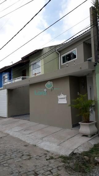 Casa Duplex Em Granja Dos Cavaleiros - Macaé, Rj - 1214