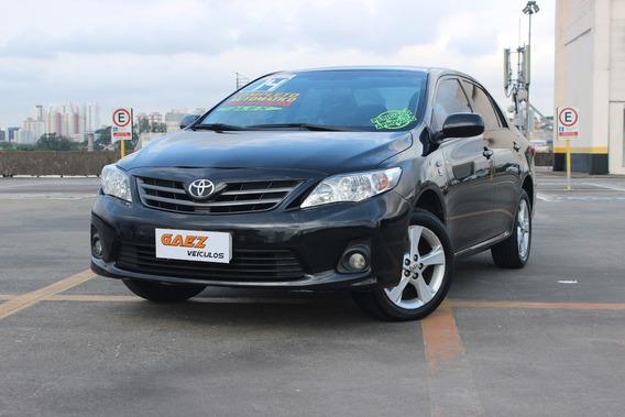 Toyota Corolla Gli 1.8 2014 Aut.