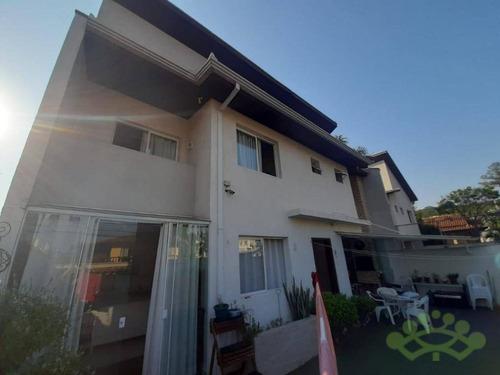 Casa Com 4 Dormitórios À Venda, 160 M² Por R$ 650.000,00 - Santo Inácio - Curitiba/pr - Ca0166