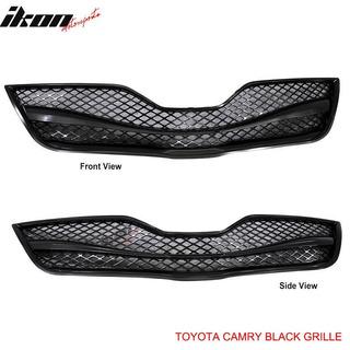 Parrilla Mesh Negra Abs Toyota Cambry 10-11