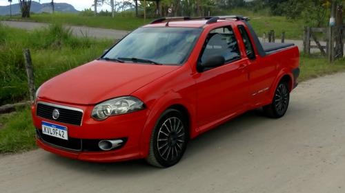 Fiat Strada 2011 1.8 16v Sporting Ce Flex 2p