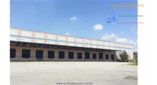 Imagem 1 de 10 de Galpões Para Alugar  Em Barueri/sp - Alugue O Seu Galpões Aqui! - 1355445