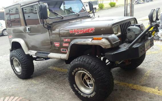 Jeep Wrangler Techo Duro 1992