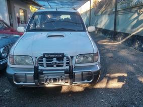 Kia Sportage 2.0 4x4 Tdi