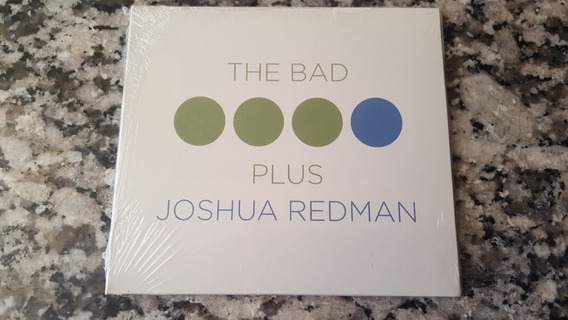Joshua Redman - The Bad Plus (2015)