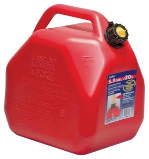 Bidón Para Gasolina 20 Litros Envase Para Combustible