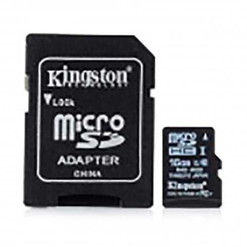 154553 Kingston Micro Sdhc / Tf Memory Card W/ Sob Encomenda