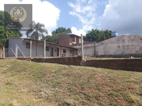 Terreno Para Alugar, 300 M² Por R$ 2.000/mês - Querência - Viamão/rs - Te0207