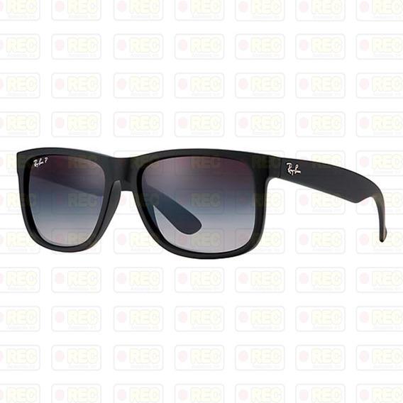 Gafas De Sol Rayban Justin Rb4165 Polarizadas Originales