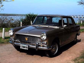 Peugeot 404 1968