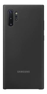 Case Samsung Galaxy Note 10 Plus Silicone Cover Genuino