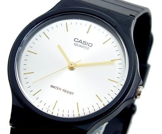Relogio Casio Mq 24-cores- Clássico Unisex Analógic Wr50m Nf