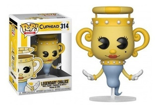 Funko Pop! Legendary Chalice 314 - Cuphead