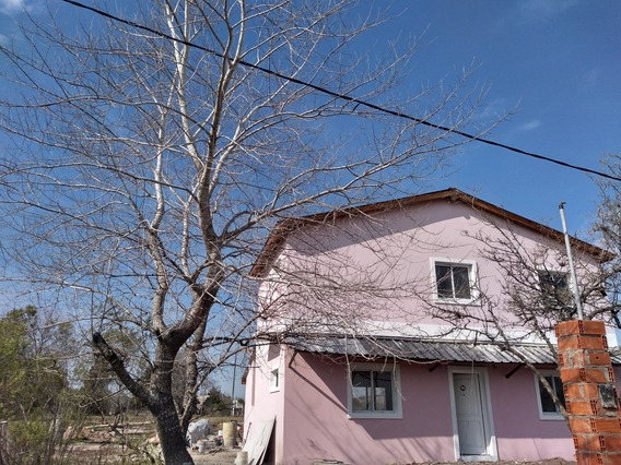 Casa 4 Ambientes En 2 Plantas