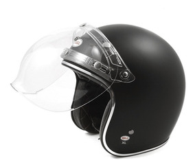 Viseira Para Capacete - Bolha (bubble) Com Flip De Abertura