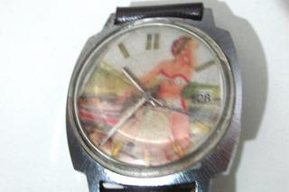 Reloj De Pulsera De Hombre Coleccionable Funcionando Ey214a