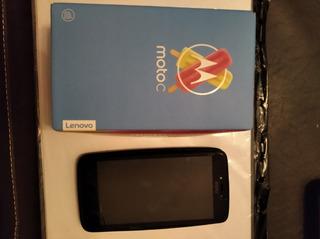 Celular Motorola C 8gb Negro