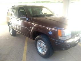 Jeep Grand Cherokee Limited V8 5.2 - Muito Conservada!
