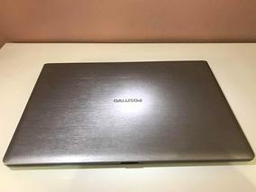 Notebook Positivo Premium Intel Core I3 4g 500gb Tela Led 14