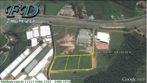 Imagem 1 de 18 de Áreas Industriais À Venda  Em Bom Jesus Dos Perdões/sp - Compre O Seu Áreas Industriais Aqui! - 1255513