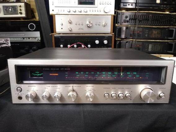 Receiver Kenwood Kr 3400 N Marantz Sansui Pioneer Technics