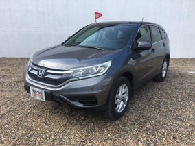 Honda Cr-v City Plus 2016 4x2 Acero , Excelente Estado