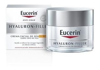 Eucerin Hyaluron Filler Crema De Día Fps30 X 50ml