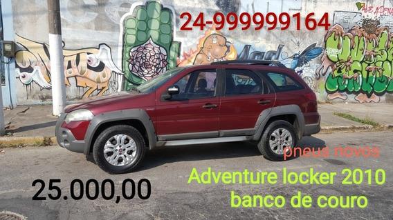 Fiat Palio Adventure 1.8 Locker Flex Dualogic 5p 2010