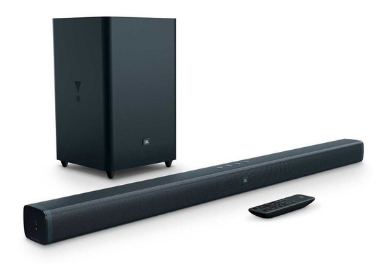 Home Theater Soundbar Jbl Bar 2.1 Bluetooth 2 Hdmi