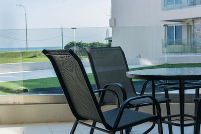 Apartamento Luminoso Frente Al Mar En Punta Del Este
