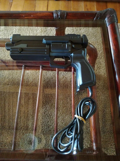 Sega Saturn Lightgun