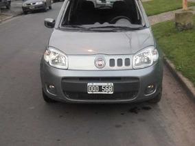 Fiat Uno 1.4 Attractive Chocano No Volcado