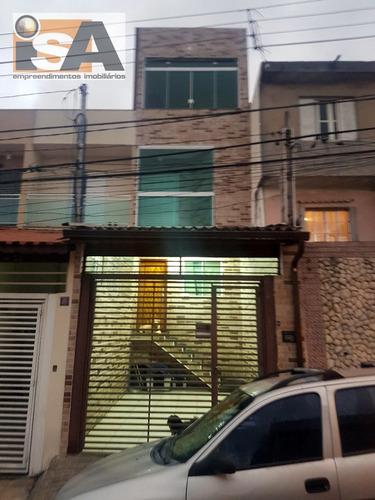 Casa Residencial Em Vila Ponte Rasa - São Paulo, Sp - 3125