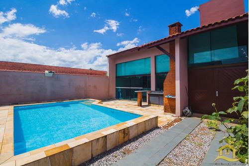 Casa No Bairro Oásis Em Peruíbe - 4513
