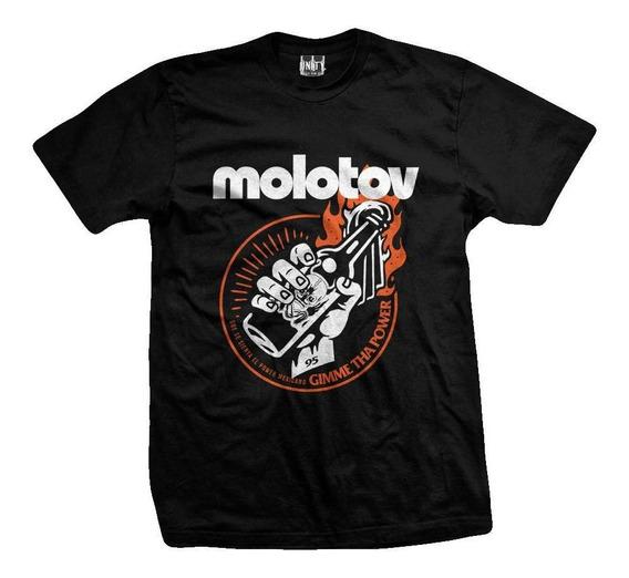 Remera Molotov Gimme Tha Power