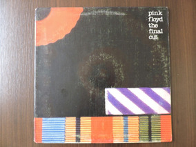 Disco Vinil Pink Floyd The Final Cut