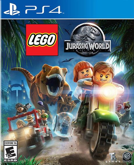 Ps4 - Lego Jurassic World