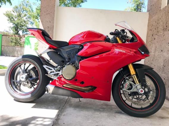 Ducati Panigale 1299s 2016 (se Aceptan Cambios Y $$)