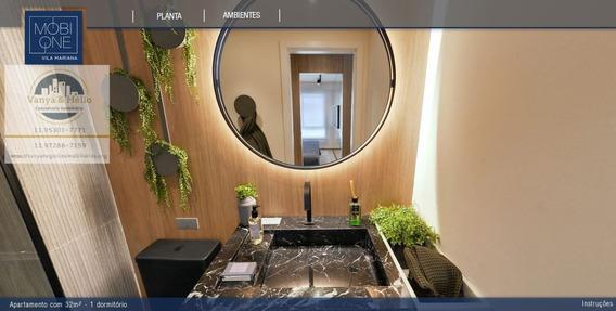 Apartamentos Mobi One Vila Mariane