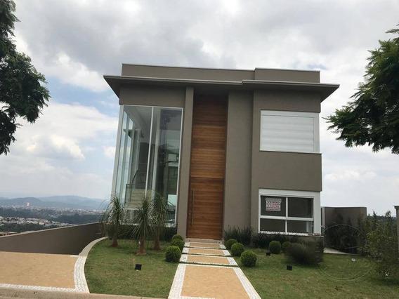 Casa Com 5 Dormitórios À Venda, 800 M² Por R$ 4.400.000,00 - Alphaville - Santana De Parnaíba/sp - Ca0326