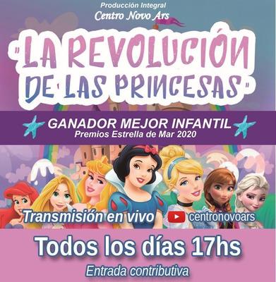 La Revolución De Las Princesas