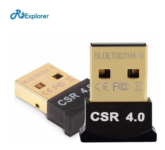 Mini Adaptador Bluetooth Csr Versão 4.0