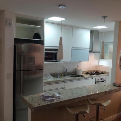 Apartamento 75 M , Com Churrasqueira , 2 Vagas 455.000
