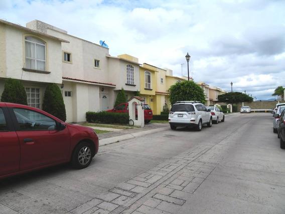 Casa En Renta En Queretaro Corregidora Fracc V Real Candiles