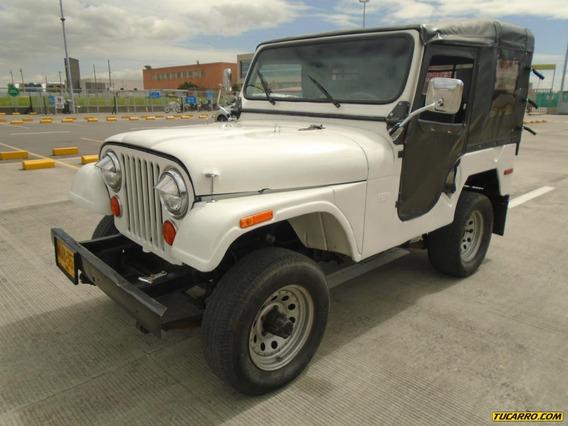 Jeep Cj Cj5